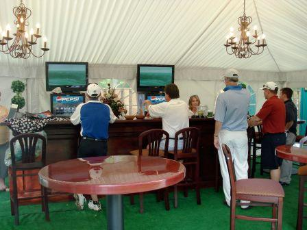 2018 Masters Guests Enjoy Corporate Sporting Events Hospitality at 1102 Magnolia